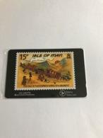 Isle Of Man - GPT Card - Royaume-Uni