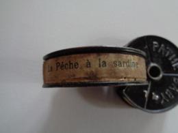 "FILM PATHE BABY 9,5mm  ""LA PECHE A LA SARDINE "" 1923 - Other Collections"