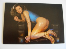 LAURA ANTONELLI  ATTRICE  PLABOY  FOTO 10,5X15  1982  NUE NUDE SEXI  NUDO DONNA FEMME  NUDO NUE  EROTIQUE EROTISME - Nudi Adulti (< 1960)