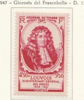 PIA - FRAN : 1947 : Giornata Del Francobollo - (Yv 779) - France