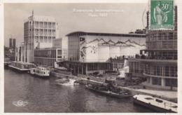 Exposition Internationale De Paris 1937, Les Pavillons De Belgique, Suisse Et Italie (pk61405) - Exposiciones