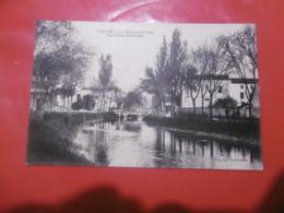 D 17 - Saujon - La Seudre Et Le Pont Rue Pierre De Campet - Saujon