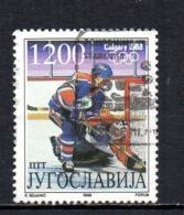 Yugoslavia 1988 Cancelled At - Usati