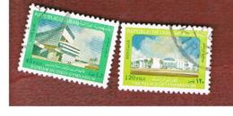 IRAQ    -  SG 1489 - 1981  MODERN BUILDING   - USED ° - Iraq