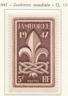 PIA - FRAN : 1947 :Jamboree Mondiale  A Moisson - (Yv 787) - France