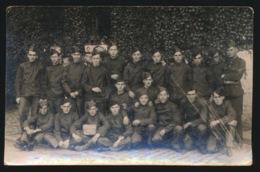 OUDE FOTOKAART RECRUTEN KAMER 44 - Guerre 1939-45