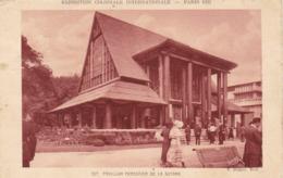 Exposition Coloniale Internationale Paris 1931, Pavillon Forestier De La Guyane (pk61410) - Exposiciones