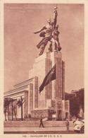 Exposition  Internationale Paris 1937, Pavillon De L'U.R.S.S. (pk61411) - Exposiciones