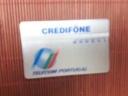 Phonecard Portugal Landis & Gyr 111C Used Rare - Portugal