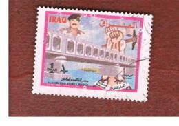 IRAQ    -  MI 1526 - 1994  ALQAID BRIDGE 1  - USED ° - Iraq