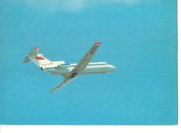 CP AVION YAKOLEV 40 AEROFLOT CCCP-87619  1923-1983  ISSUE - 1946-....: Era Moderna