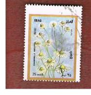 IRAQ    -  MI 1582 - 1998 PLANTS: CHAMOMILE - USED ° - Iraq