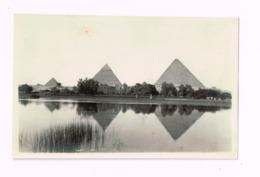 Pyramides Et Le Nil. - Piramiden