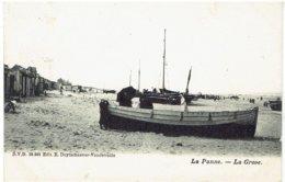 La Panne - La Greve - D.V.D. 10.501 Edit. E. Duytschaever-Vandevelde - De Panne