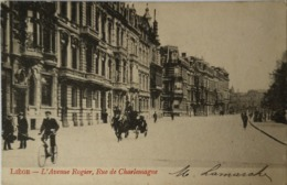Liege // Avenue Roger - Rue De Charlemagne Ca 1900 - Liege
