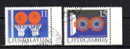 Yugoslavia 1991 Cancelled At - Usati
