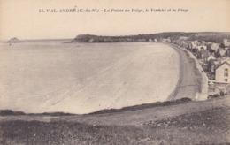 Val André, Le Pointe Du Piègu, Le Verdelet Et La Plage (pk61428) - Autres Communes