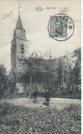 Edegem - De Kerk - L'Eglise - Uitg. Echtgenote Van Dijck - Meulemeester - 1922 - Edegem