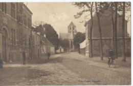 Kapellen - Hofstraat En Oude Kerk - Photo Hoelen Cappellen - Kapellen