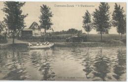 """Overmeire-Donck - """" 't Vierklaverke """" - Edition G. De Smet - 1923 - Berlare"""