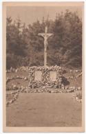 TRAMONT-LASSUS (54) LE CALVAIRE. 1948. CARTE SEPIA. - Francia