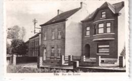 Tilly - Rue Des Ecoles ( Avec Verso ) - Belgique