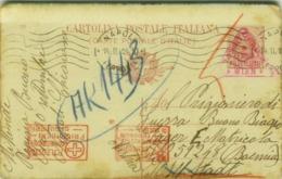 WWI - PRISONNIERS DE GUERRE / PRISONER OF WAR RED CROSS NURSE ZENSUR ABTEILUNG WIEN WWI GEMEINSAMES ZENTRUM BURO (BG4159 - Weltkrieg 1914-18