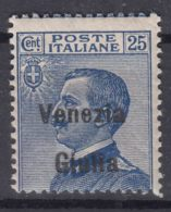 Italy Venezia Giulia 1918 Sassone#24 Mint Hinged - Venezia Giulia