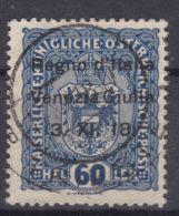 Italy Venezia Giulia 1918 Sassone#12 Used - Venezia Giulia