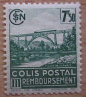 France - Colis Postal - YT 180 * - Mint/Hinged