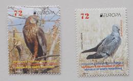 Noord Macedonie-North Makedonia 2019 Cept Block+stamps PF - 2019