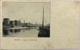 (1081) Anvers - Bassin De Battelage - Antwerpen