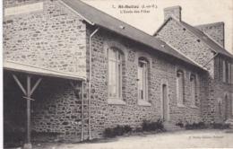 SAINT-SULIAC - L'Ecole Des Filles - TBE - Saint-Suliac