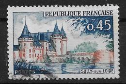 Frankreich  1367 O - Gebraucht