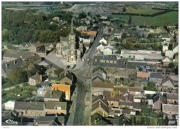 Carte Postale 59. Neuville-sur-Escaut  Vue D'avion Trés Beau Plan - Ohne Zuordnung