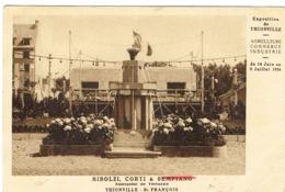 57-Ex,Thionville (Ribolzi,Corti,Sempiano) éd,Schweisthal-Rodick Phot,Thionville - Thionville