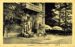 59 LOCQUIGNOL LE PERRON DE L'HOTEL / A 570 - France