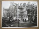 OUGREE - PHOTO 02/1925 - SA OUGREE-MARIHAYE - Construction  Accumulateurs à Minerais Et à Charbon Par PIEUX FRANKI - Lieux