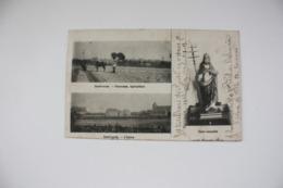 Zandvoorde  Zonnebeke   Panorama Agriculture L'Egluise  Saint Corneille  1903 !!!   Edit Anth Permeke Ieper - Zonnebeke