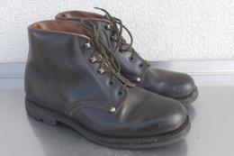 Scarponcini Alpini E.I. Raro Modello Per Drop Anni '70 Tg. 41 Ottimi - Uniformes