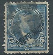 Puerto Rico - Administration Américaine  - Yvert N° 176 Oblitéré  - Ad 39224 - Puerto Rico