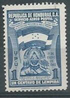 Honduras  - Yvert N° 160 * * - Ad 39238 - Honduras