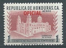 Honduras  - Service Aérien  Yvert N° 40 * * - Ad 39240 - Honduras