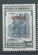 Honduras  - Service Aérien  Yvert N° 57 * * - Ad 39241 - Honduras