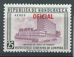 Honduras  - Service Aérien  Yvert N° 51 * * - Ad 39243 - Honduras