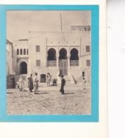TANGER Maroc Ambiance De Rue Septembre 1946  Photo Amateur Format Environ 6,5 Cm X 4,5 Cm - Orte
