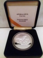 Latvia Lettland 1999  PROOF Silber Münzen - Letonia