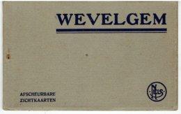 WEVELGEM - Wevelghem - Boekje 12 Kaarten Kompleet - O.a. Molen - Vliegveld - Leiebrug - Soldaten Kring - Lauwe Straat - Wevelgem