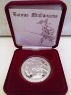 Latvia Lettland 2005  PROOF Silber Münzen - Letonia