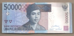 Indonesia - Banconota Circolata Da 50.000 Rupie P-152g.1 - 2016 - Indonesien